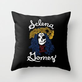Sel #5 Throw Pillow