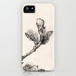 Ink Branch iPhone Case