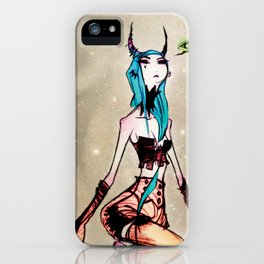 What...? iPhone Case