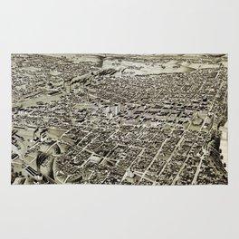 Fort Worth - Texas - 1891 Rug