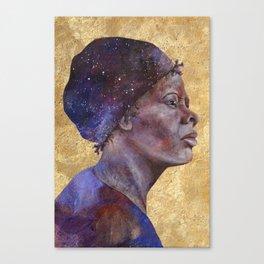 Women of Valor: Harriet Tubman Canvas Print