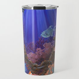 Coral Reef Travel Mug