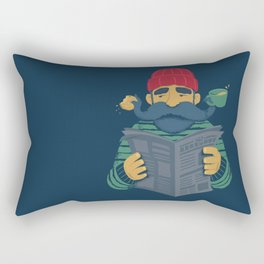 Oh Captain Rectangular Pillow
