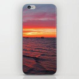 Dreams as Vast as the View iPhone Skin