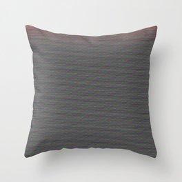 Theta 8.0Hz Throw Pillow