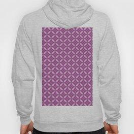 Morroco Mosaic Purple Hoody
