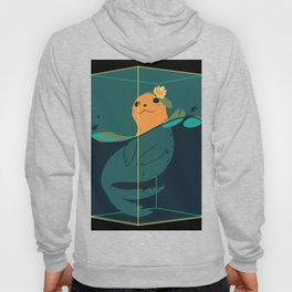 Seal (Teal) Hoody
