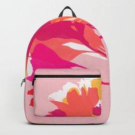 alstroemeria 3 Backpack