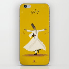 Milawi iPhone Skin