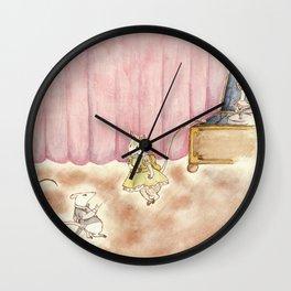 Dance Request Wall Clock