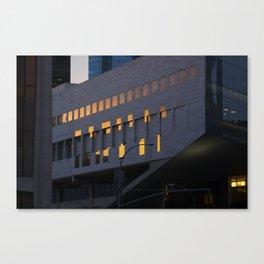 The Juilliard School Canvas Print