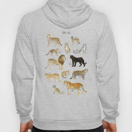 Wild Cats Hoody