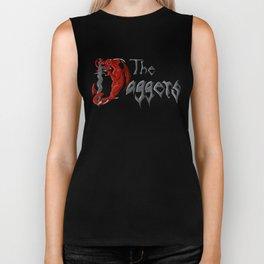 Daggers T-shirt Biker Tank