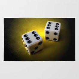Roll the dice III Rug