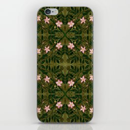 Briar Rose iPhone Skin