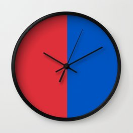 Two Sides of New Harley Quinn Wall Clock
