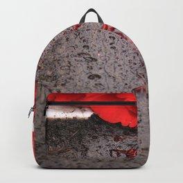Smashed Backpack
