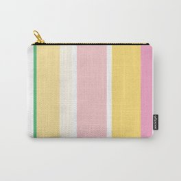 Manly Stripe Carry-All Pouch