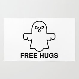 Free Hugs Rug