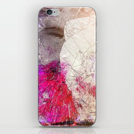 Glitch iPhone Skin