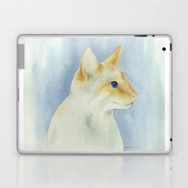 red point siamese cat 1 Laptop & iPad Skin