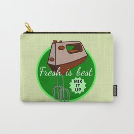 Foodie Mix it up Carry-All Pouch