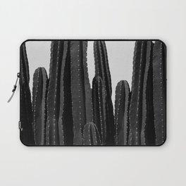 Cactus Black & White Laptop Sleeve