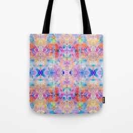 Happy Little Accidents Tote Bag
