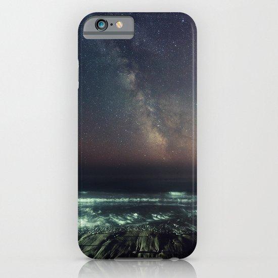 Galactic Beach iPhone & iPod Case