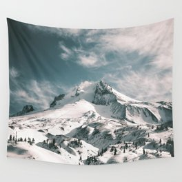 Mount Hood IV Wall Tapestry