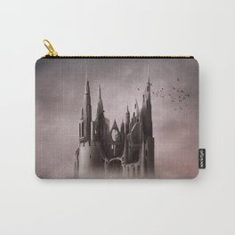 Gothic Castle Ruins Carry-All Pouch