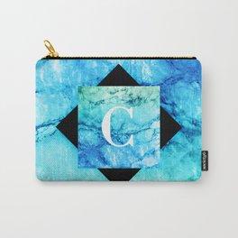 C - Monogram Vivids Carry-All Pouch