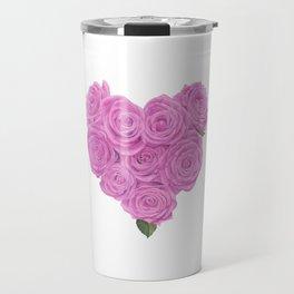 i heart roses Travel Mug