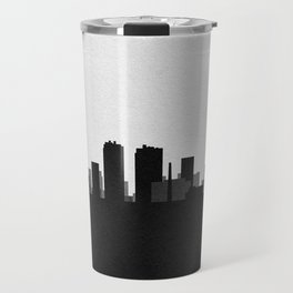 City Skylines: Fort Worth Travel Mug