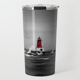Lighthouse Glow Travel Mug