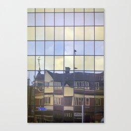 Europa House Canvas Print
