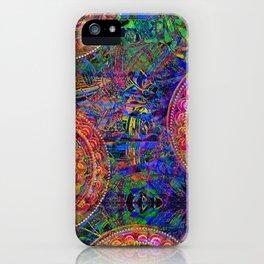 Taj Love iPhone Case