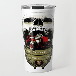 Hot rod custom Travel Mug