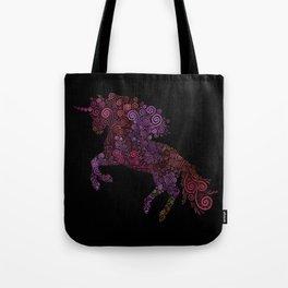 Unicornis Filix Tote Bag