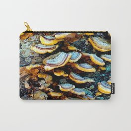 Tree Fungi Pattern Carry-All Pouch