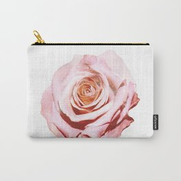 Photomanipulation | Pink Rose Carry-All Pouch