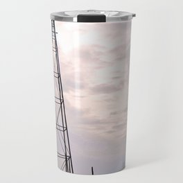 Windmill in Color Travel Mug