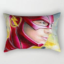 Barry Allan-THE FLASH Rectangular Pillow