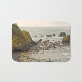 Ecola Point, Oregon Coast, hiking, adventure photography, Northwest Landscape Bath Mat
