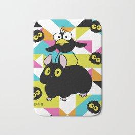 Spirited Away - Boh & Bird Bath Mat