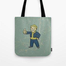 Vault Boy - fallout 4 Tote Bag