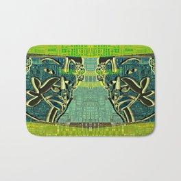 Avatars 2 - Skin Circuits 07-08-16 Bath Mat
