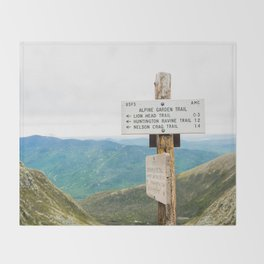 Explore the Appalachian Throw Blanket