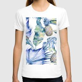 Bahamas - blue T-shirt