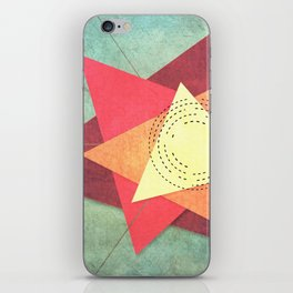 Coherence 2 iPhone Skin